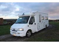 Autocruise Stardream 2 Berth Motorhome 2006 Fully Loaded