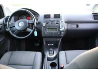 LHD LEFT HAND DRIVE Volkswagen Touran 2.0TDI 7 SEATER DSG AUTOMATIC 2005 SE