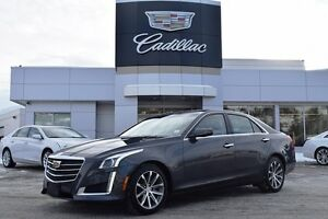 2016 Cadillac CTS Sedan AWD 3.6L Luxury
