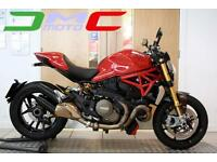 2014 Ducati Monster 1200 S Red 1 Owner 12,109 Miles | £146.78 pcm