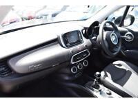 2017 Fiat 500X 1.4 MultiAir Cross Plus (s/s) 5dr Petrol black Manual