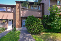 Affordable town home in central location! European Charm & Pool