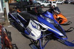 2015 Yamaha SRViper M-TX 162