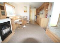 Cheap caravan for sale at Eyemouth holiday park only 10 mins from Berwick