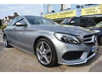 BAD CREDIT FINANCE AVAILABLE 2015 65 Mercedes-Benz C250 2.1CDI