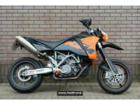 KTM 950 SM R LC8 SUPERMOTO 2005 05 - VIDEO TOURS AVAILABLE - NATIONWIDE DELIVERY