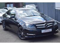 2013 Mercedes-Benz C Class C220 Coupe 2.1CDi BluEff 170 SS AMG Sport 7GT+ Diesel