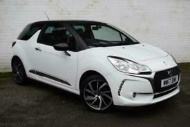 2017 DS DS 3 1.2 PureTech 82 Connected Chic 3dr Hatchback Petrol Manual