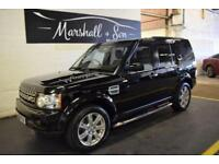 2009 59 LAND ROVER DISCOVERY 4 3.0 4 TDV6 XS 5D AUTO 245 BHP DIESEL