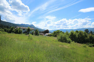Salmon Arm - 0.37 Acre Lake view residential development lot