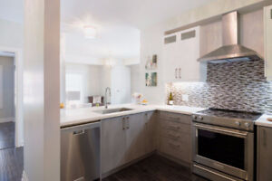 **2.75% Co-Op** Luxurious 740 sqft One + DEN close to GO Station