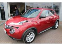 Nissan Juke ACENTA PREMIUM DCI. FINANCE SPECIALISTS
