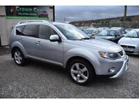 Mitsubishi Outlander 2.0DI-D Warrior 7 SEATER WITH LEATHER 2008 MODEL