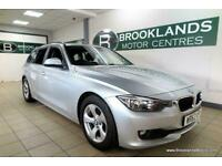 BMW 3 SERIES 320d EFFICIENTDYNAMICS TOURING [3X BMW SERVICES, SAT NAV and ?30 RO