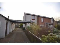 Semi detached property in peaceful residential area in South Queensferry.