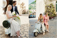 Stunning classic 1979 Vespa for wedding / photo shoots / movies!