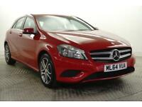 2014 Mercedes-Benz A Class A180 CDI BLUEEFFICIENCY SPORT Diesel red Manual