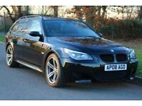 2008 BMW 5 Series 5.0 Touring SMG 5dr, used for sale  Slough, Berkshire