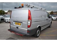2011 61 MERCEDES-BENZ VITO 2.1 113CDI VAN LONG WHEEL BASE DIESEL