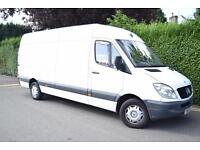 2011 Mercedes-Benz Sprinter 313CDI LWB -PLYLINED-CRUISE CONTROL-B/TOOTH-NO VAT-