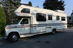 1989 Holidaire 28 - Class C
