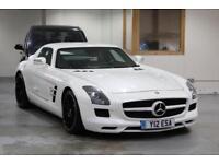 2011 Mercedes-Benz SLS 6.2 AMG 2dr