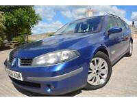 RENAULT LAGUNA DYNAMIQUE 2.0 DCI 150 DIESEL ESTATE*1 OWNER PAST 9 YEARS*HISTORY*