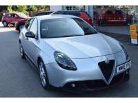2016 Alfa Romeo Giulietta 1.4 TB MultiAir Speciale ALFA TCT (s/s) 5dr Petrol sil