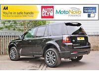 2013 Land Rover Freelander 2.2 TD4 Dynamic Station Wagon 4x4 5dr Diesel black Ma