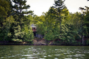 Waterfront cottage for rent on Pike Lake