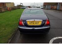 2001 Rover 75 2.0 CDT Connoisseur SE 4dr