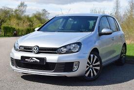 Volkswagen Golf 2.0TDI ( 170ps ) 2010MY GTD