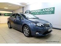 Toyota Avensis 2.0 D-4D EXCEL (SAT NAV, LEATHER, DAB RADIO, MEMORY SEATS)
