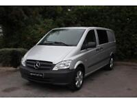 Mercedes-Benz Vito 2.1TD - Long Dualiner 116CDI
