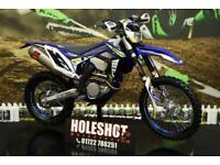Sherco 300 SSF Factory 2018 Ex Demo Enduro Bike