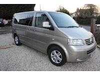 Volkswagen Caravelle 2.5TDI 174PS auto Executive