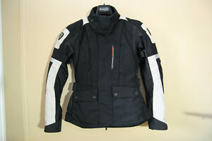 Rev'it Siren Lady's Motorcycle Jacket - Size XS or Euro 36