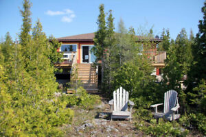 Butter Cup Waterfront Cottage Rental