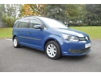 2011 Volkswagen Touran 1.6TDI ( 90ps )S