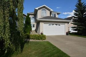 Recently renovated, beautiful, 5 bedroom, 2-storey walk out