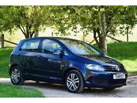 2013 Volkswagen Golf Plus Plus Se Blue Tdi S-A Auto Hatchback Diesel Automatic
