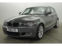 2010 BMW 1 Series 120D M SPORT Diesel grey Manual