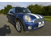 2007 MINI COOPER 1.6 94K LOW MILES! NEW CLUTCH AND BRAKES! 9 STAMPS! One s