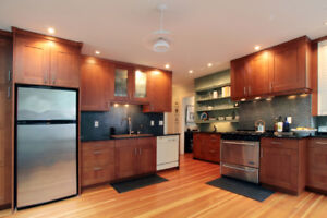 Furnished Oak Bay Home for short term rental Dec 1 - Mar 11
