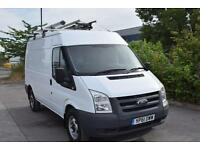 Ford Transit 350 MWB Med / Roof AWD 140ps