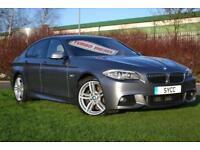 2013 13 BMW 5 SERIES 2.0 520D M SPORT 4DR DIESEL
