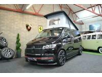 Volkswagen Transporter T6.1 t6 TDI AURORA EXCLUSIVE EDT HLN CAMPERVAN 4 BERTH