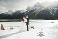 10-25% OFF your Wedding Package. Creative, Fun and Professional