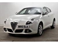 2015 Alfa Romeo Giulietta TB MULTIAIR BUSINESS EDITION TCT Petrol white Semi Aut
