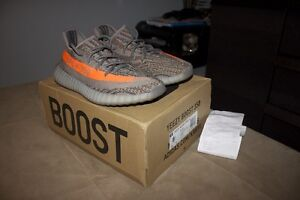 REAL YEEZY BOOST 350 v2 (NEGO) West Island Greater Montréal image 1